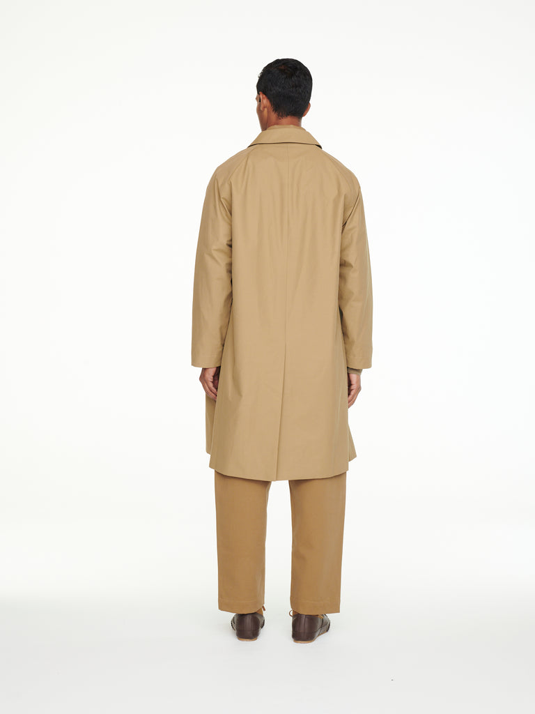 Romer Coat In Almond