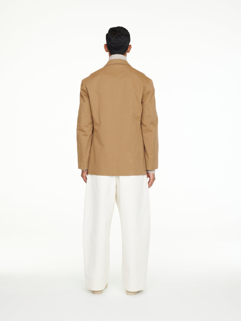 Conde Jacket In Tan