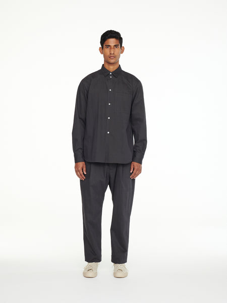 Hinko Shirt In Graphite