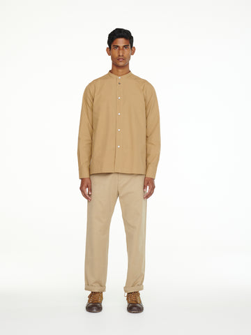 Casco Shirt In Almond