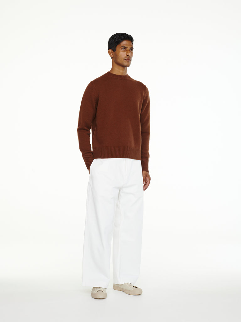 Sorello Cashmere Knit In Praline