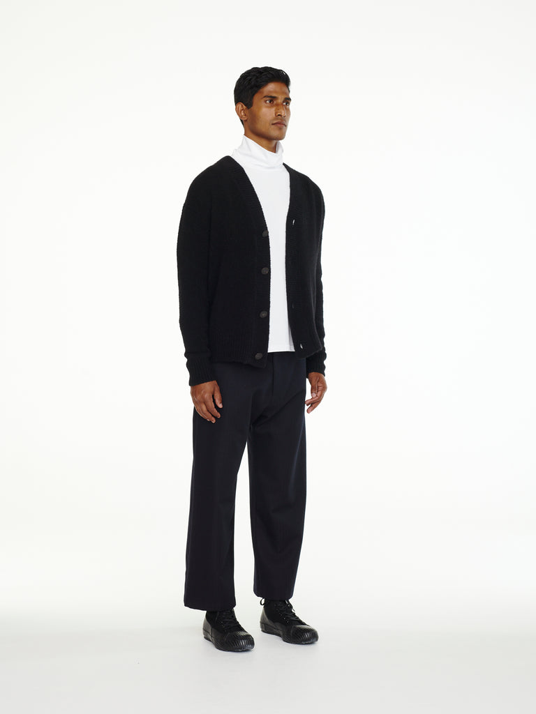 Felli Cardigan In Black