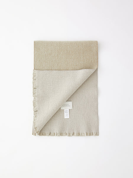 Sofia Scarf In Grey and Green