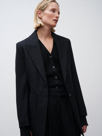 Acre Jacket In Black