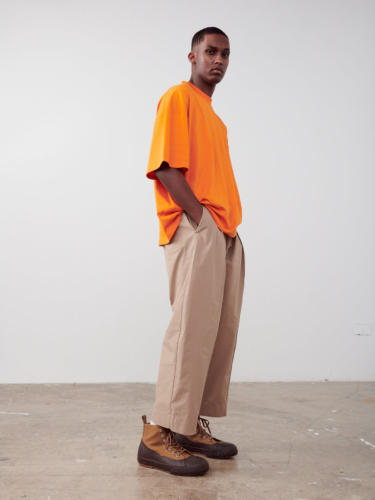 Assai Pant In Tan - Studio Nicholson