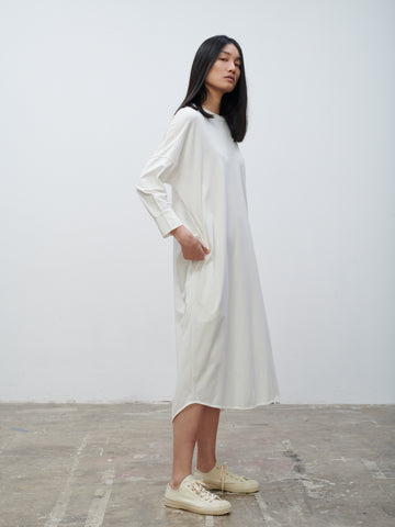 Avilla Dress In Winter White