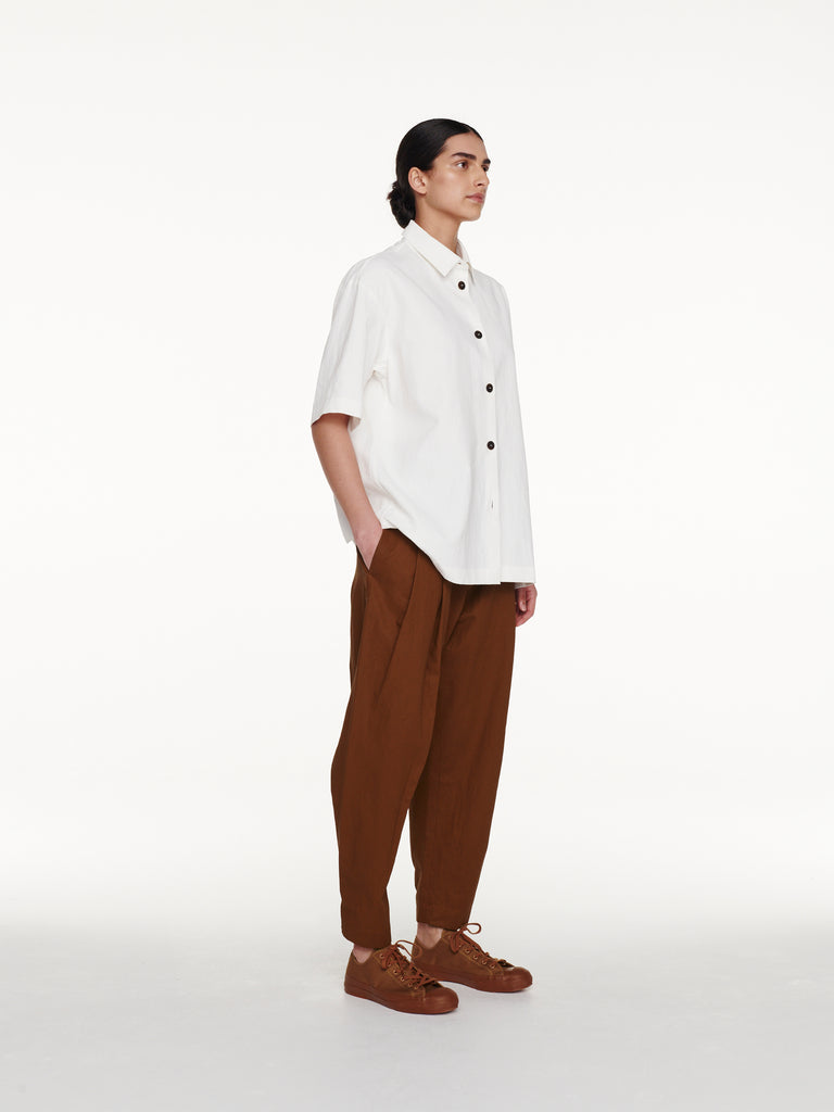 Bag Pant in Truffle