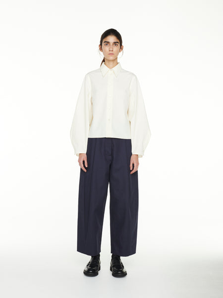 Ballou Pant In Dark Navy
