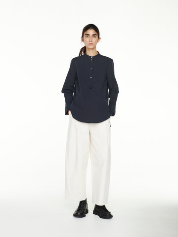 Ballou Pant In Milk