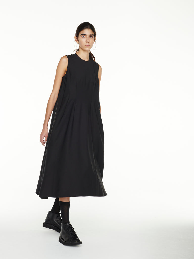 Beckford Dress In Black