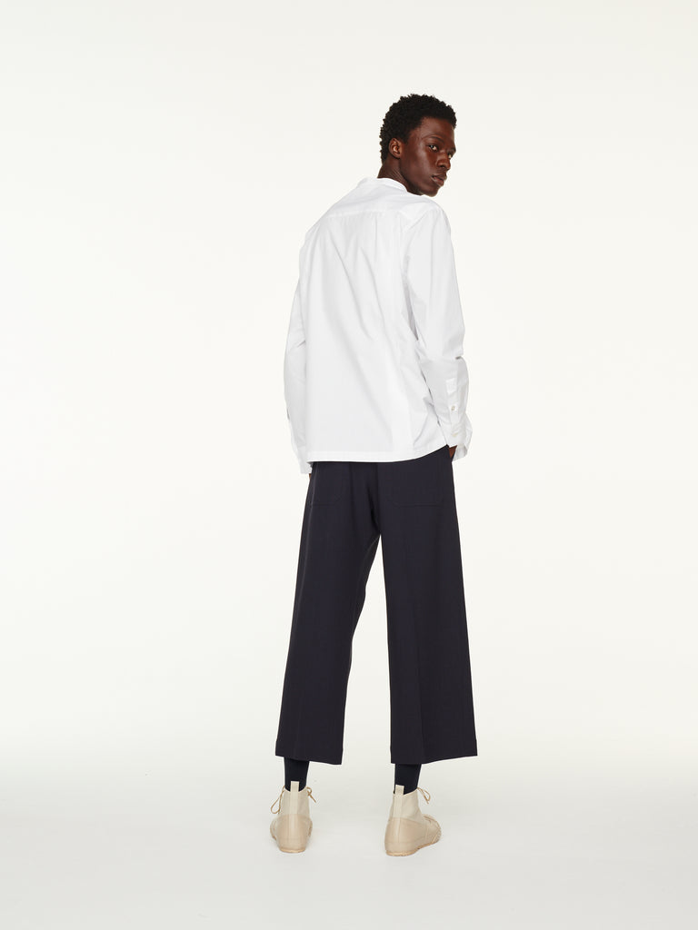 Boss Pant in Dark Navy
