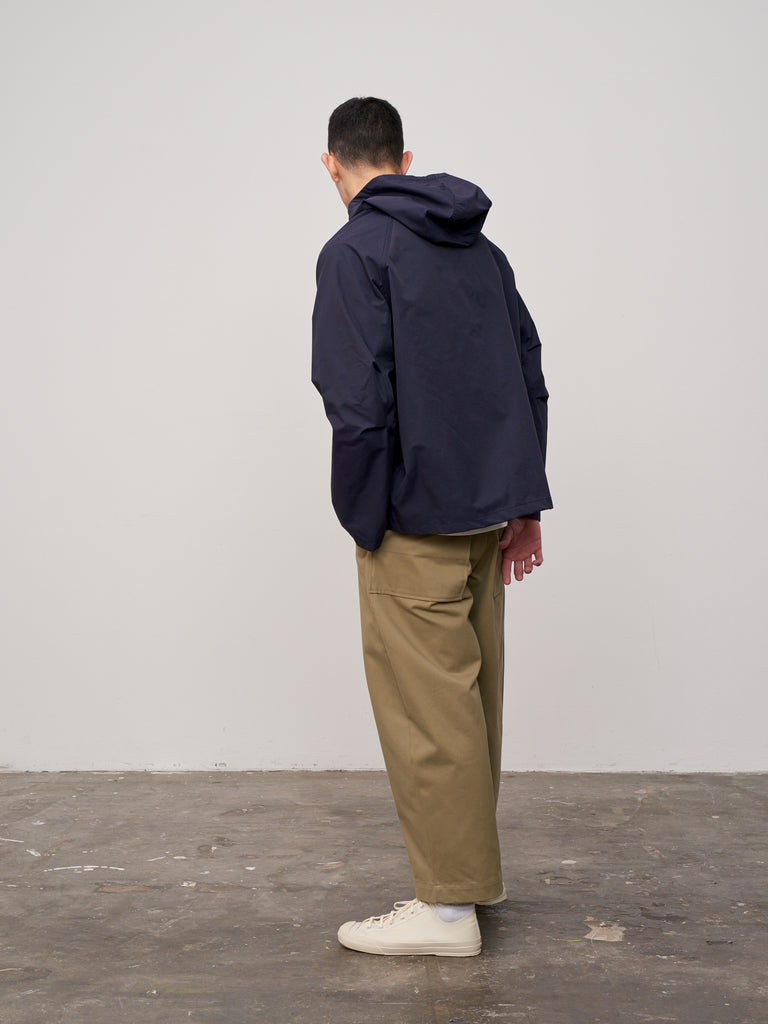 Bailey Jacket In Dark Navy - Studio Nicholson