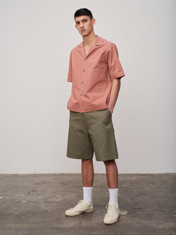 Berruti Shorts In Olive
