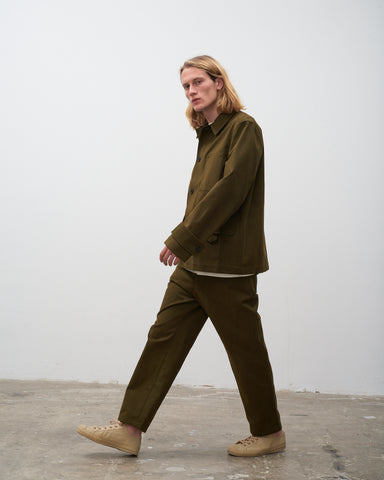 Bill Pant In Olive