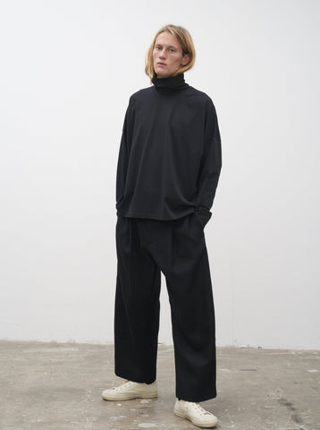Bushel Pant In Black