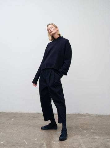 Byte Pant In Dark Navy