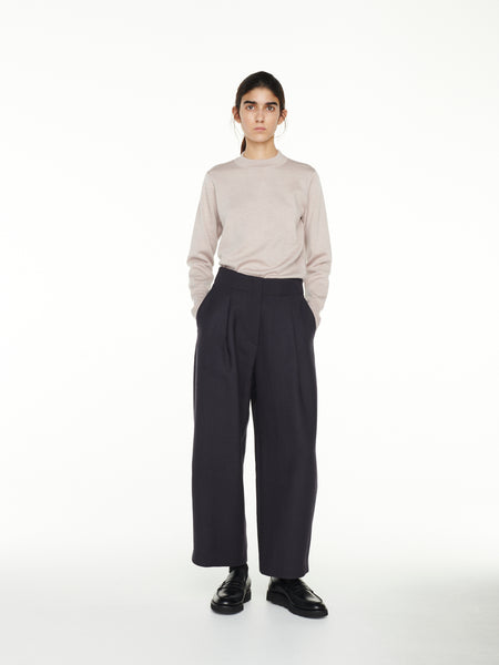 Dordoni Volume Pant In Iron