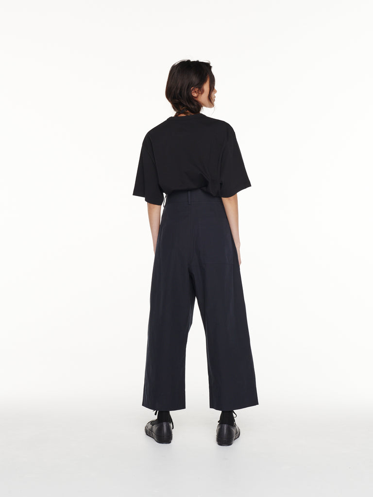 Greta Pant In Dark Navy