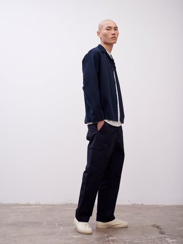 Gatlin Pant In Dark Navy