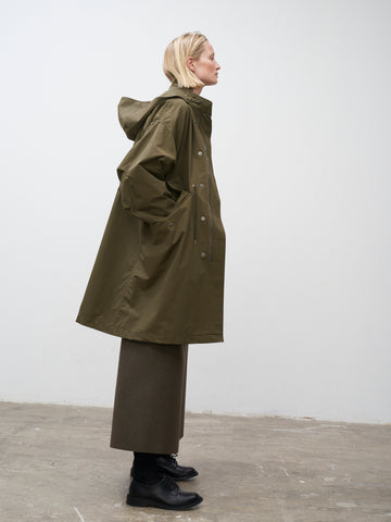 Hectare Parka In Olive