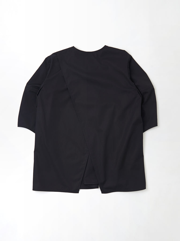 Kujo Top In Black
