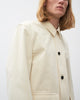 Koku Jacket In Cream - Studio Nicholson