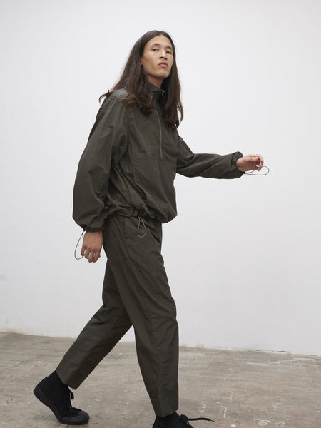 SNJP KUSHU Jacket In Slate Grey