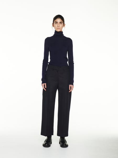 Lewis Pant In Dark Navy
