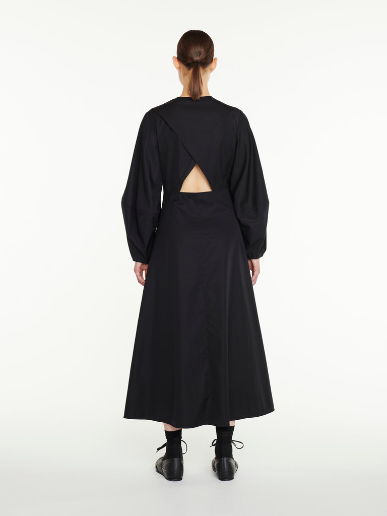 Loci Dress In Black