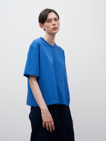 Lee T-Shirt In Klein Blue