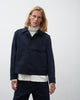 Lorrie Mechanic Jacket In Dark Navy - Studio Nicholson