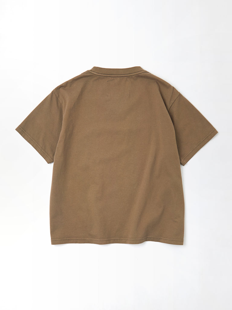 Marine T-Shirt In Smoke Green
