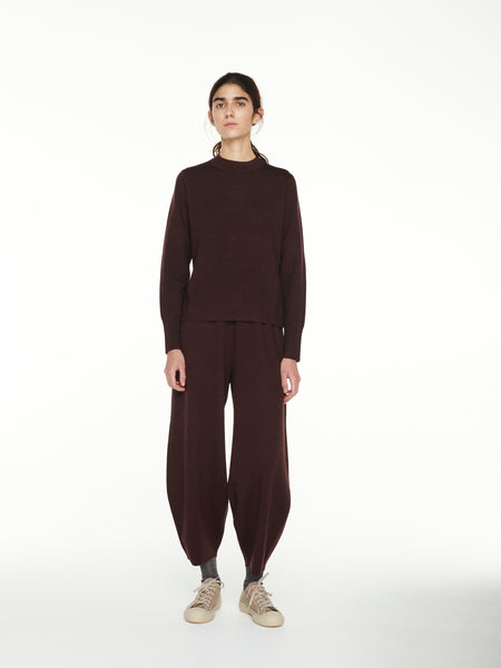 Moura Pant In Acai
