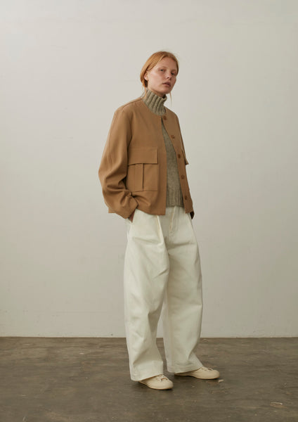 Marianne Jacket In Camel