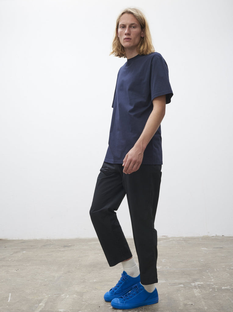 Micro Pant In Black - Studio Nicholson