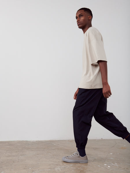 Minore Pant In Dark Navy - Studio Nicholson
