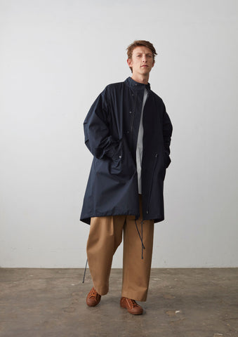 Mojo Parka In Dark Navy Ventile