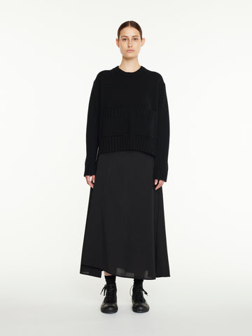 Hattori Skirt In Black