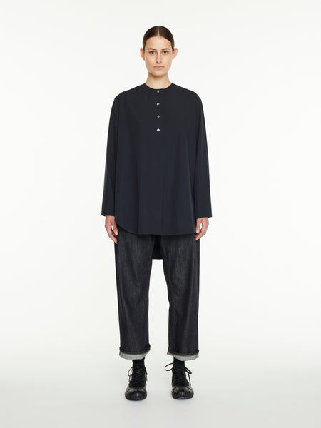 Oyodo Shirt In Dark Navy