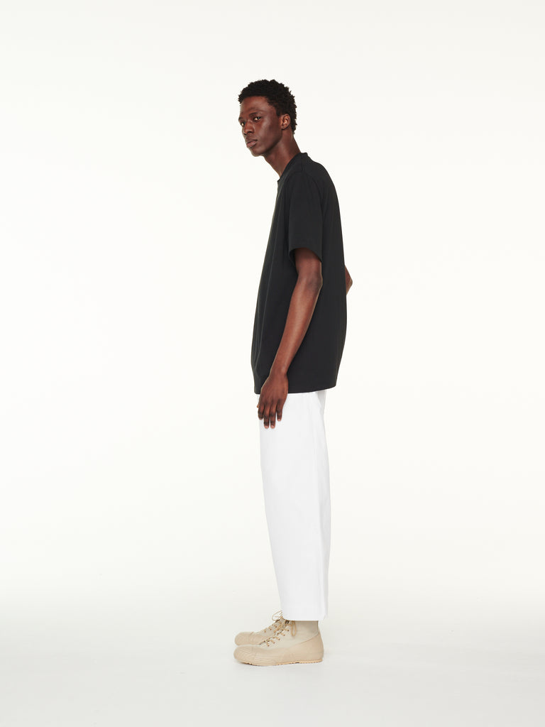 Pyad Pant In Selvedge Denim Optic White