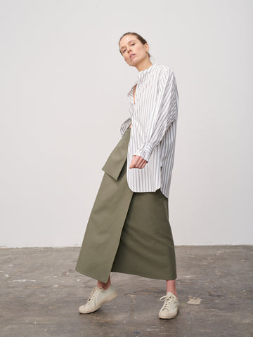 Rudd Skirt In Olive