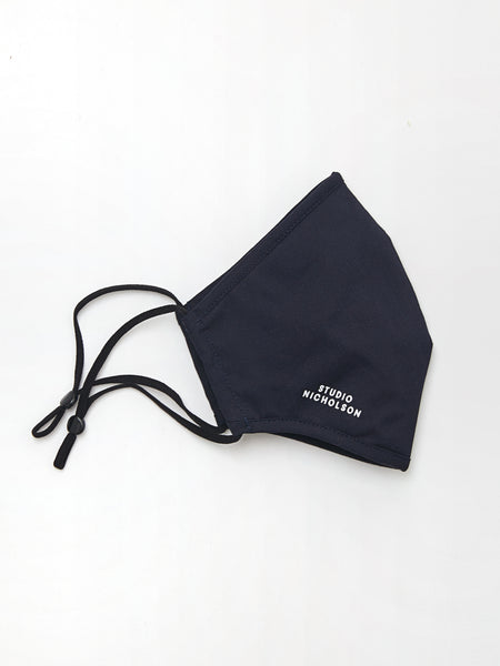 Face Mask In Dark Navy
