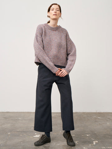 Shop Crew Knit In Tutti Frutti