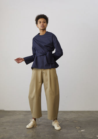 Bonnard Pant In Khaki