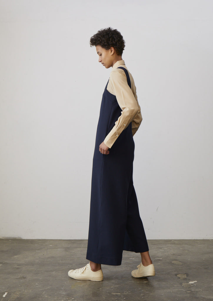 Nin One Piece In Navy - Studio Nicholson
