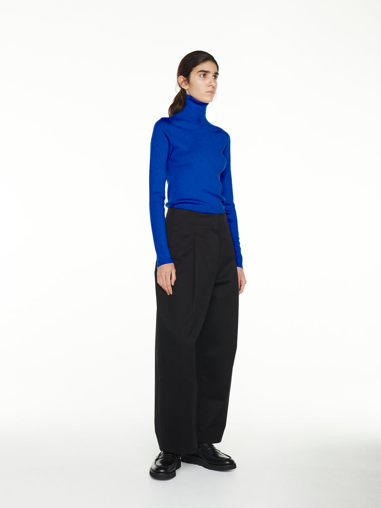 Tilberg Knit Top In Cornflower