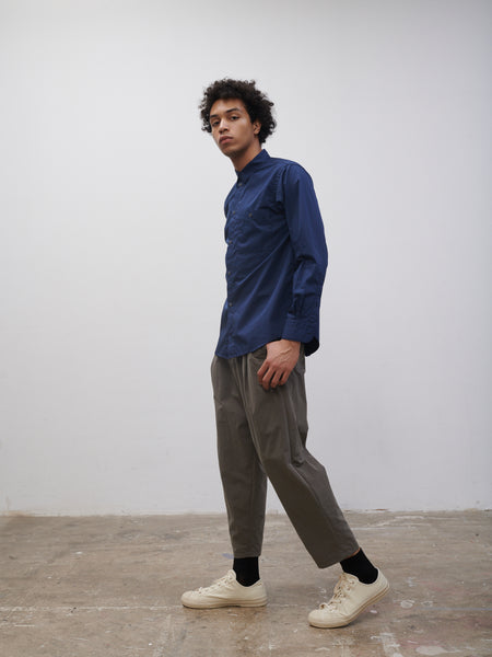 SNJP USUKI Pant in Dusty Brown - Studio Nicholson