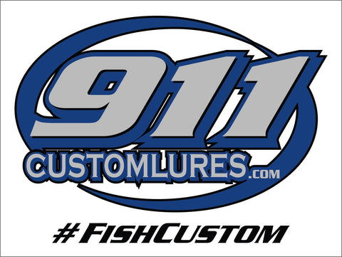 Decals - 911CustomLures.com