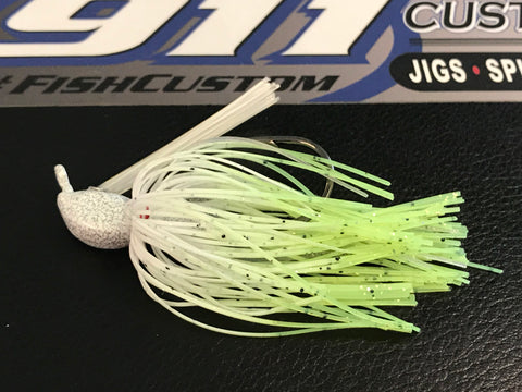 Swim Jig - ProSwim - KP-1 - 911CustomLures.com