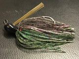 Flippin Jig - Sprayed Grass - 911CustomLures.com